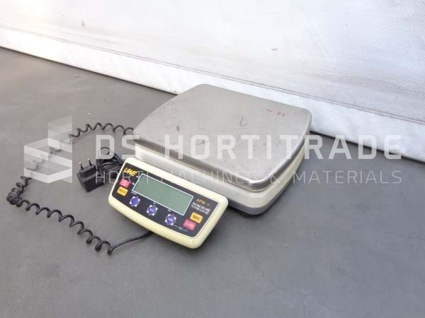 Digital weight scale - DS Hortitrade
